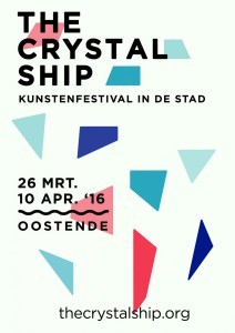 Lente in Oostende: The Crystal Ship