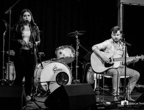 Oostendse muzikale trots: Serena Pinto