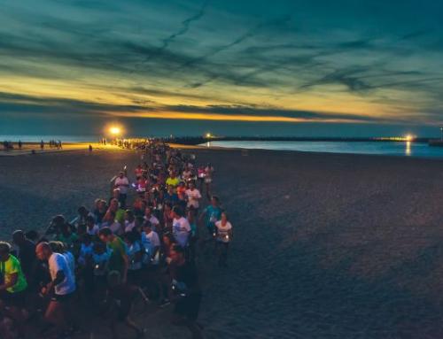 Metarelax Ostend Night Run: lopen voor het goede doel