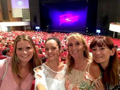 Ostend City Queens klaar voor Flashdance musical in Kursaal Oostende