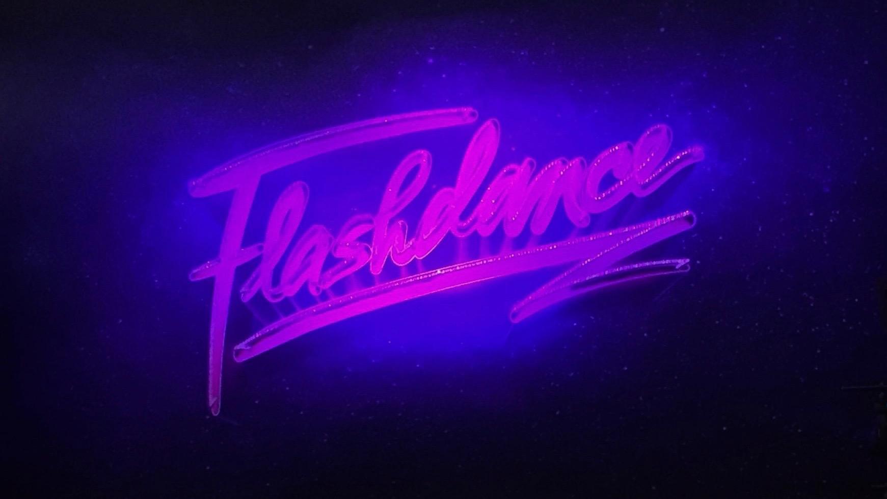 Flashdance musical Kursaal Oostende