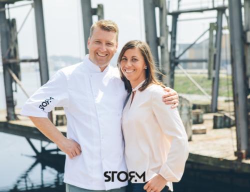 Bij STORM proef je Oostende