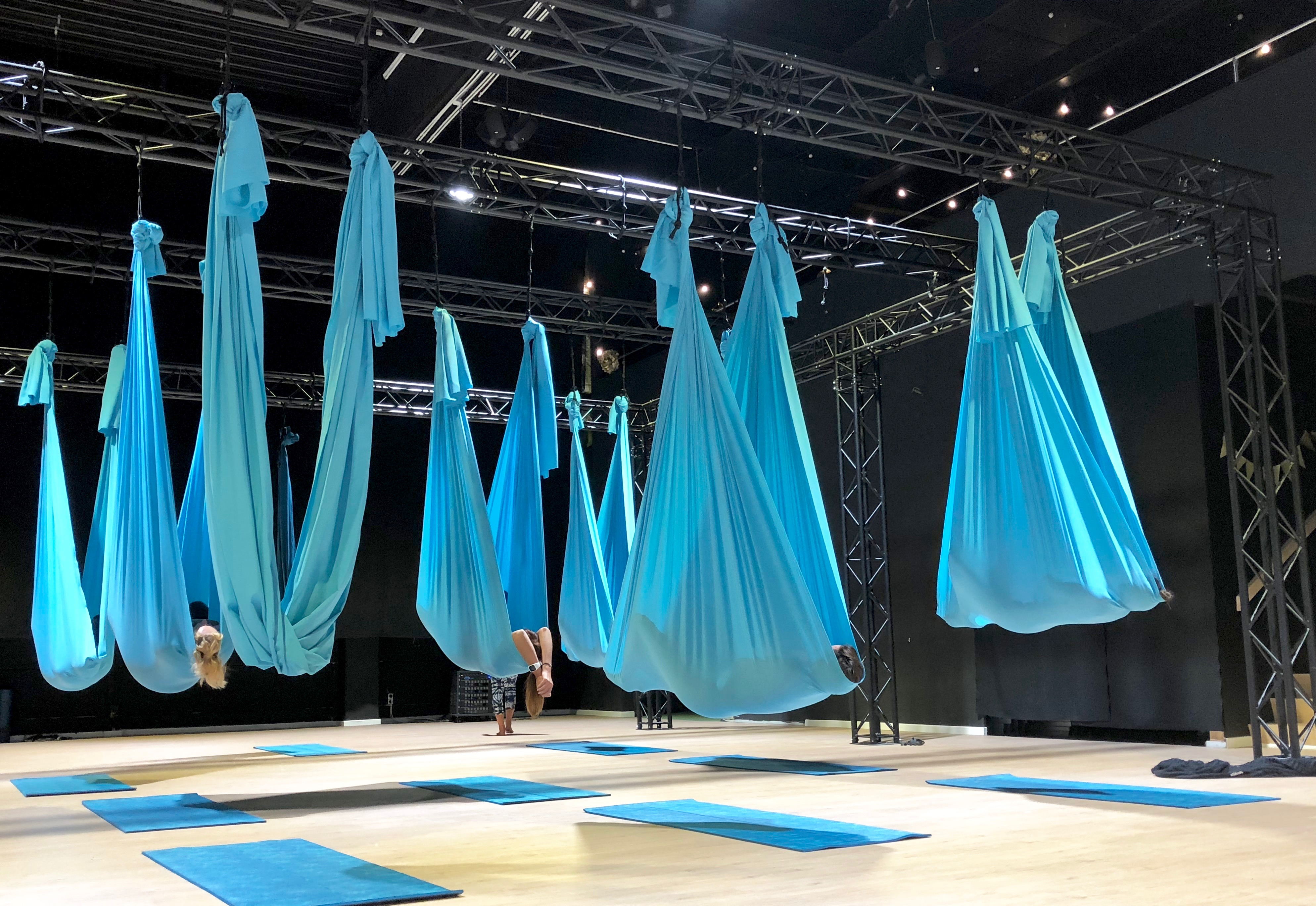 Hangtime Fly Yoga