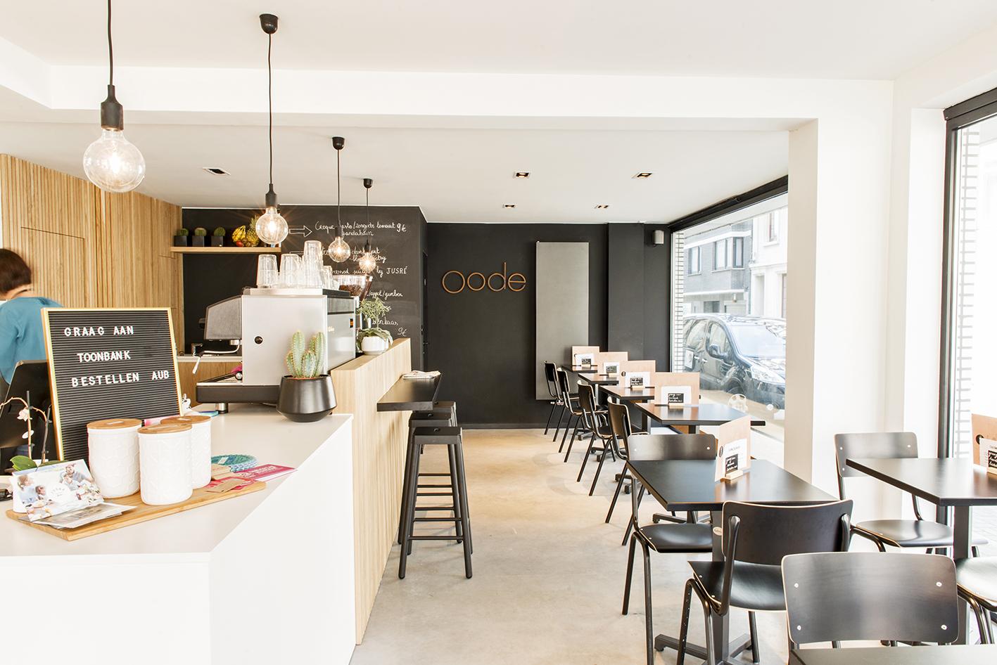 koffiebar Oode in Oostende