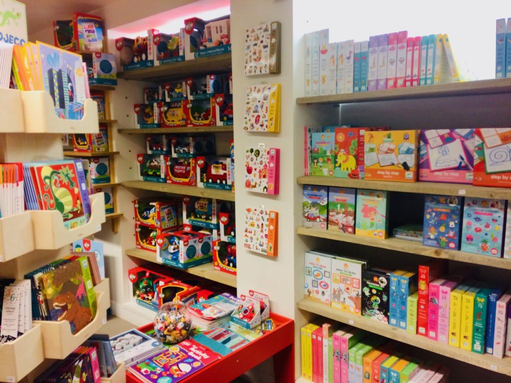 Speelgoedwinkel De Speelbij
