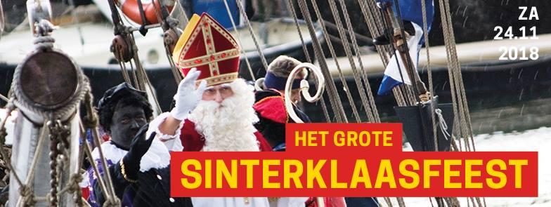 Het grote sinterklaasfeest in Oostende
