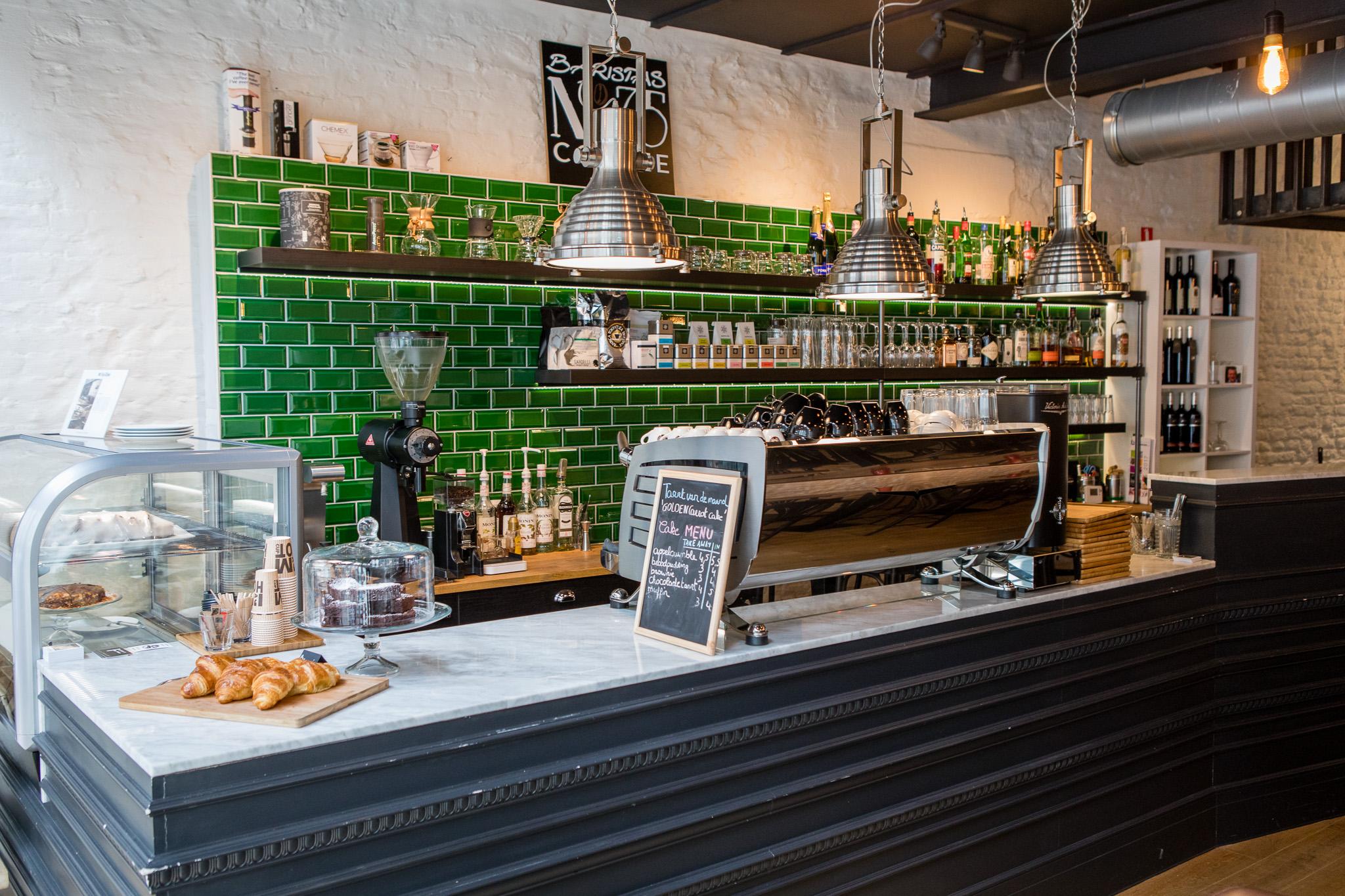 Chai Latte in Oostende: Baristas 75