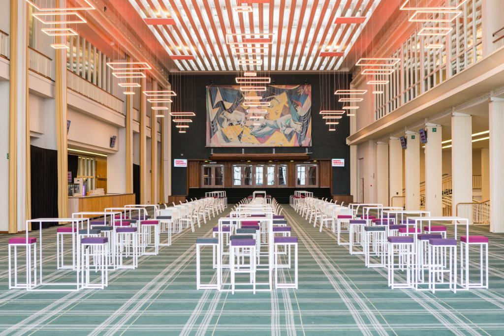 Kursaal Feestlocatie Oostende