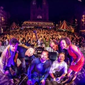 Eindejaarsvragen 2018 Ostend City Queen Jade Klein Komitee