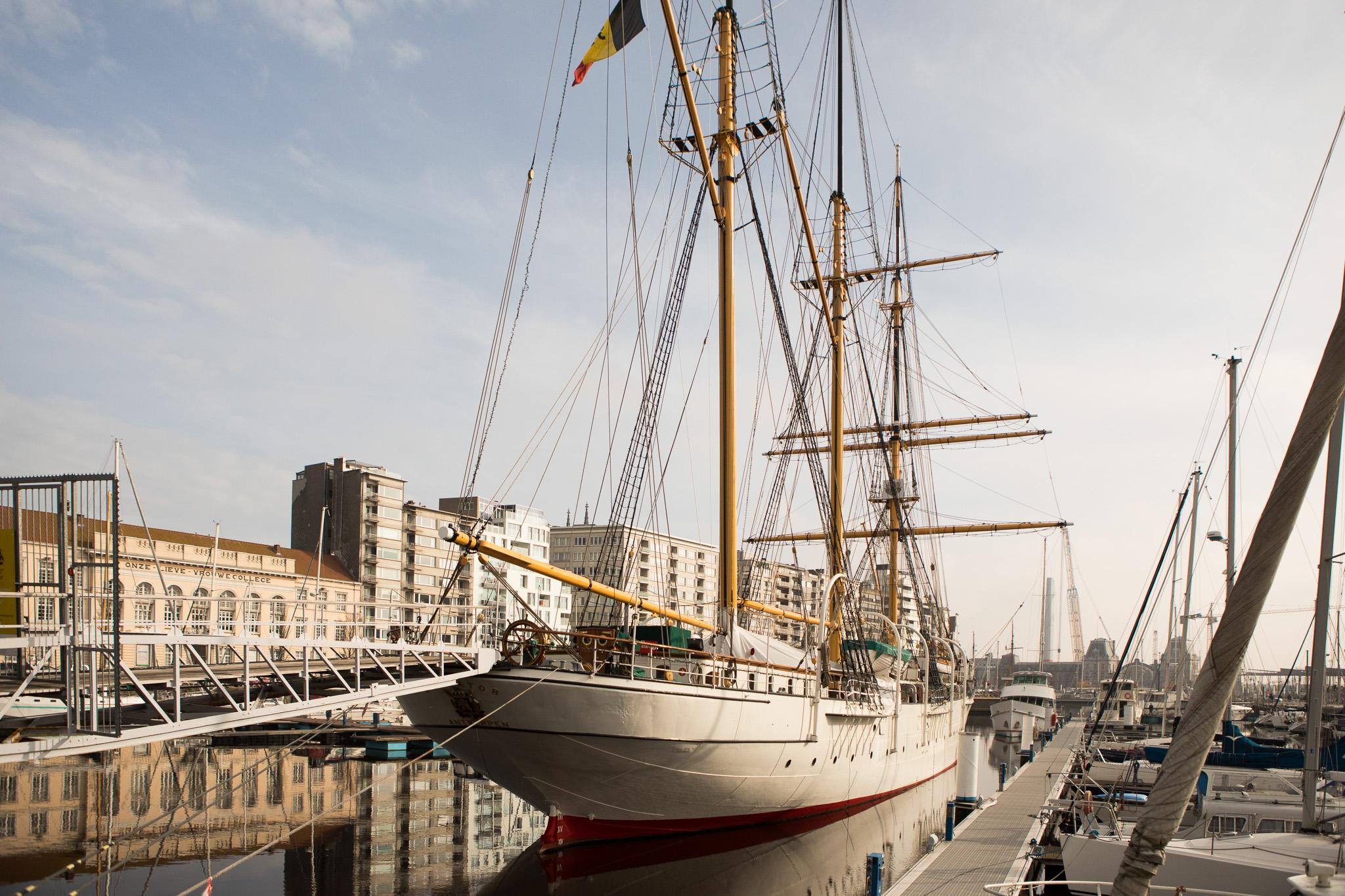 Mercator Feestlocatie Oostende