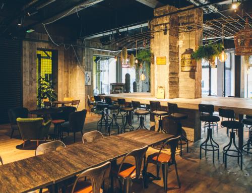 6 inspirerende locaties om te feesten