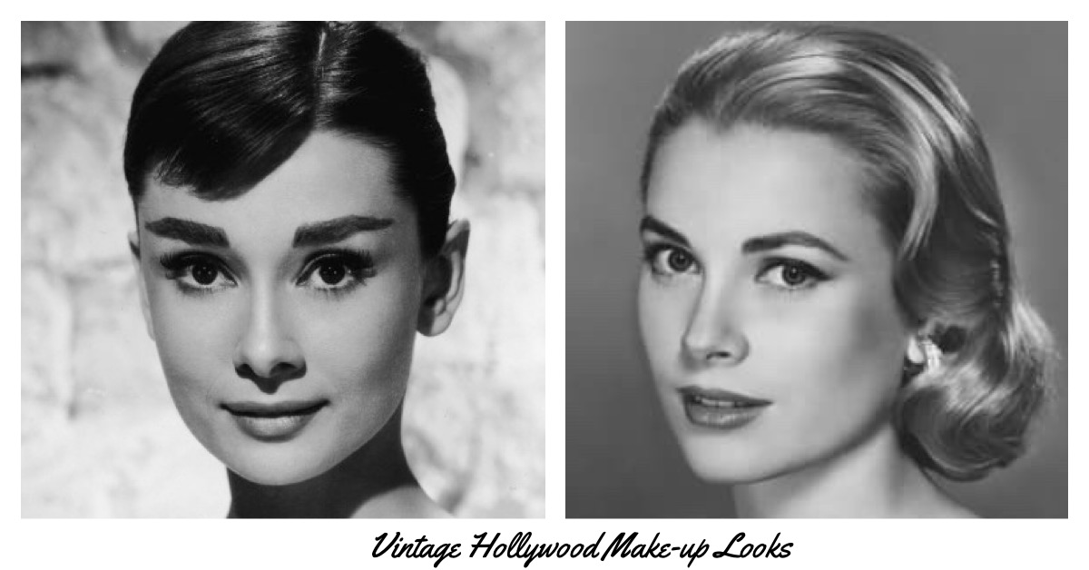 Hollywood Make-over Pure Beauty Make-up Bal Rat Mort Oostende Vintage Hollywood