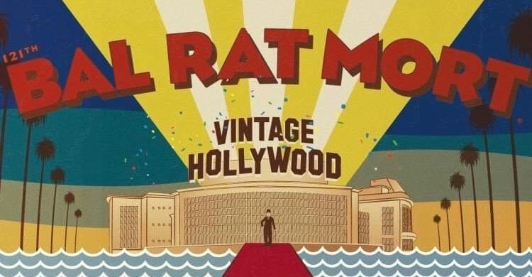Bal Rat Mort Oostende Vintage Hollywood Kursaal 2019