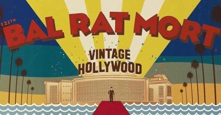 Bal Rat Mort Oostende Vintage Hollywood Kursaal 2019