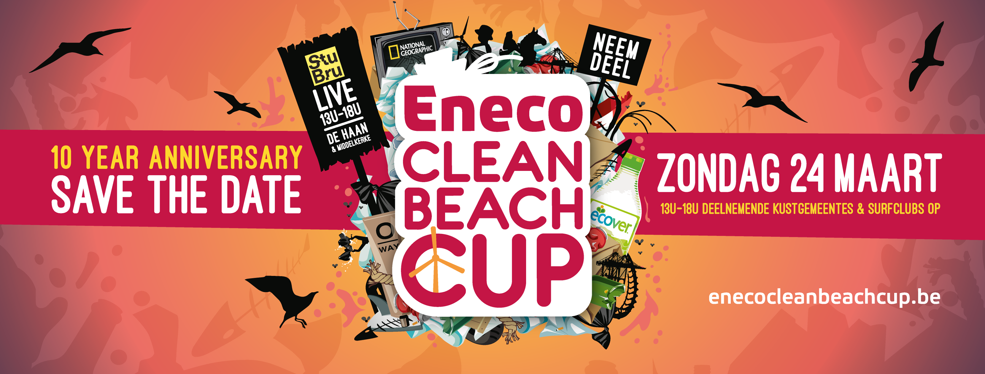 eneco clean beach cup 2019