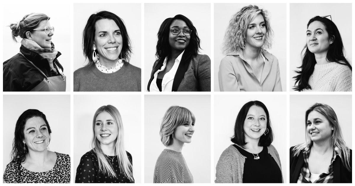 Oostendse heldinnen Internationale Vrouwendag