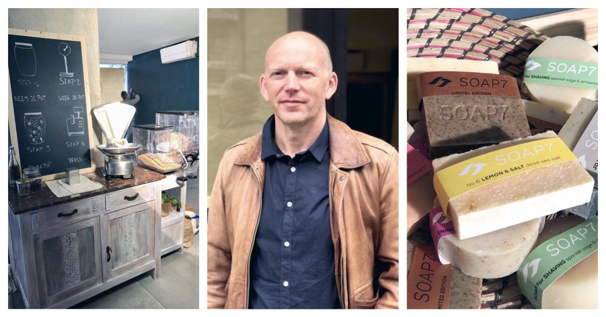 Modest verpakkingsvrij winkelen Oostende