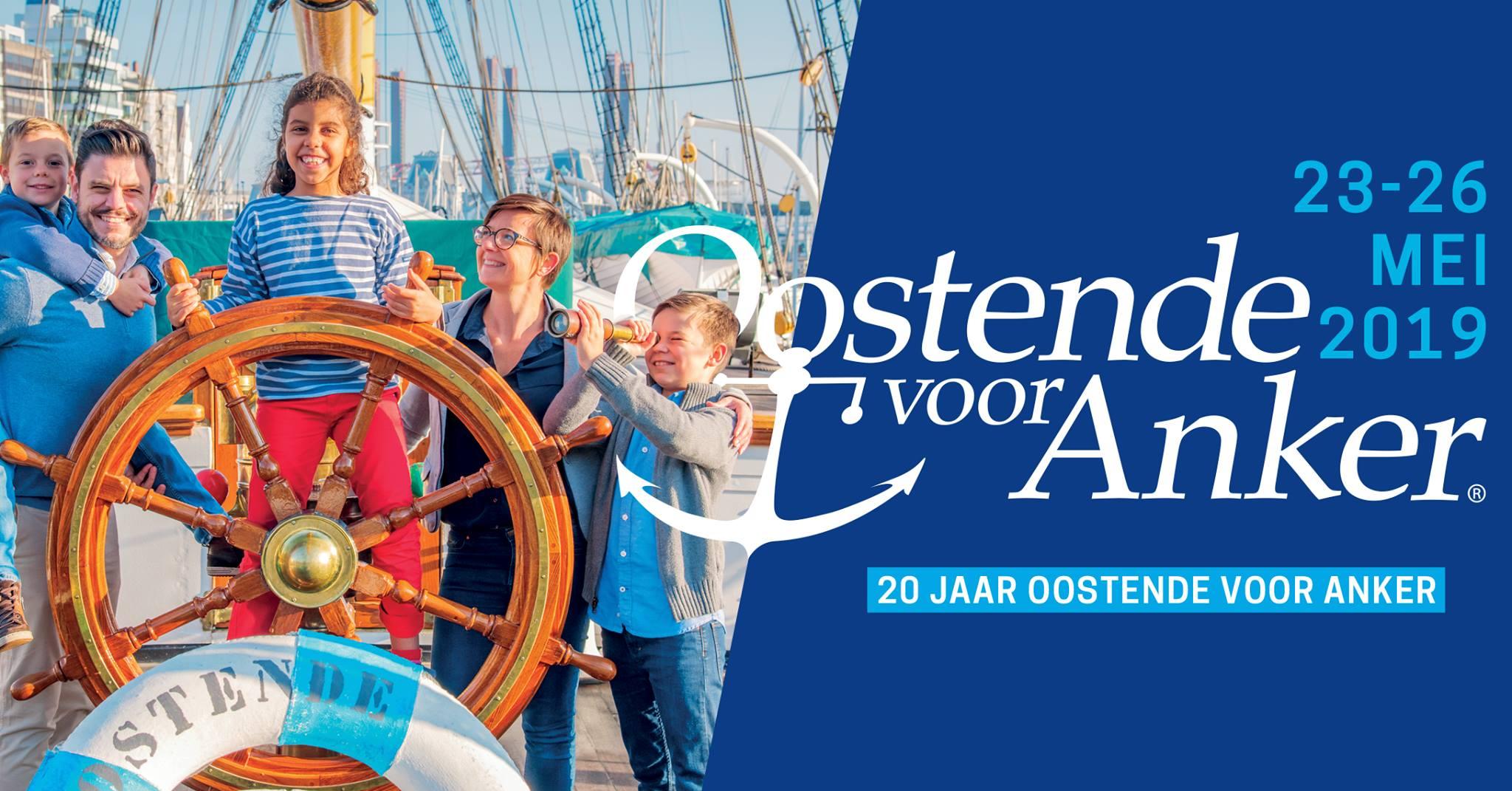20 jaar Oostende Voor Anker