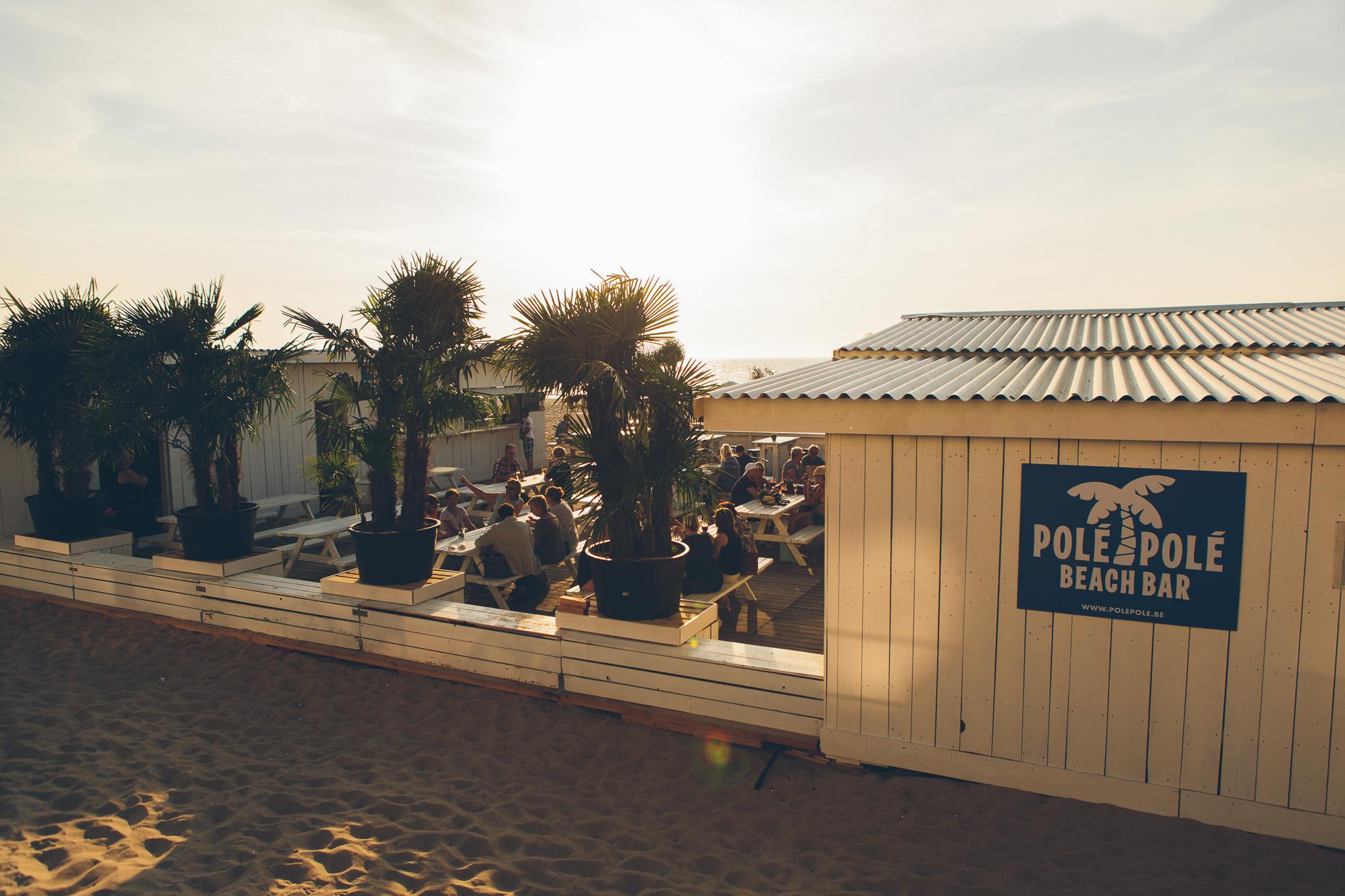 Liens favoriete strandbars: strandbar Polé Polé Beach