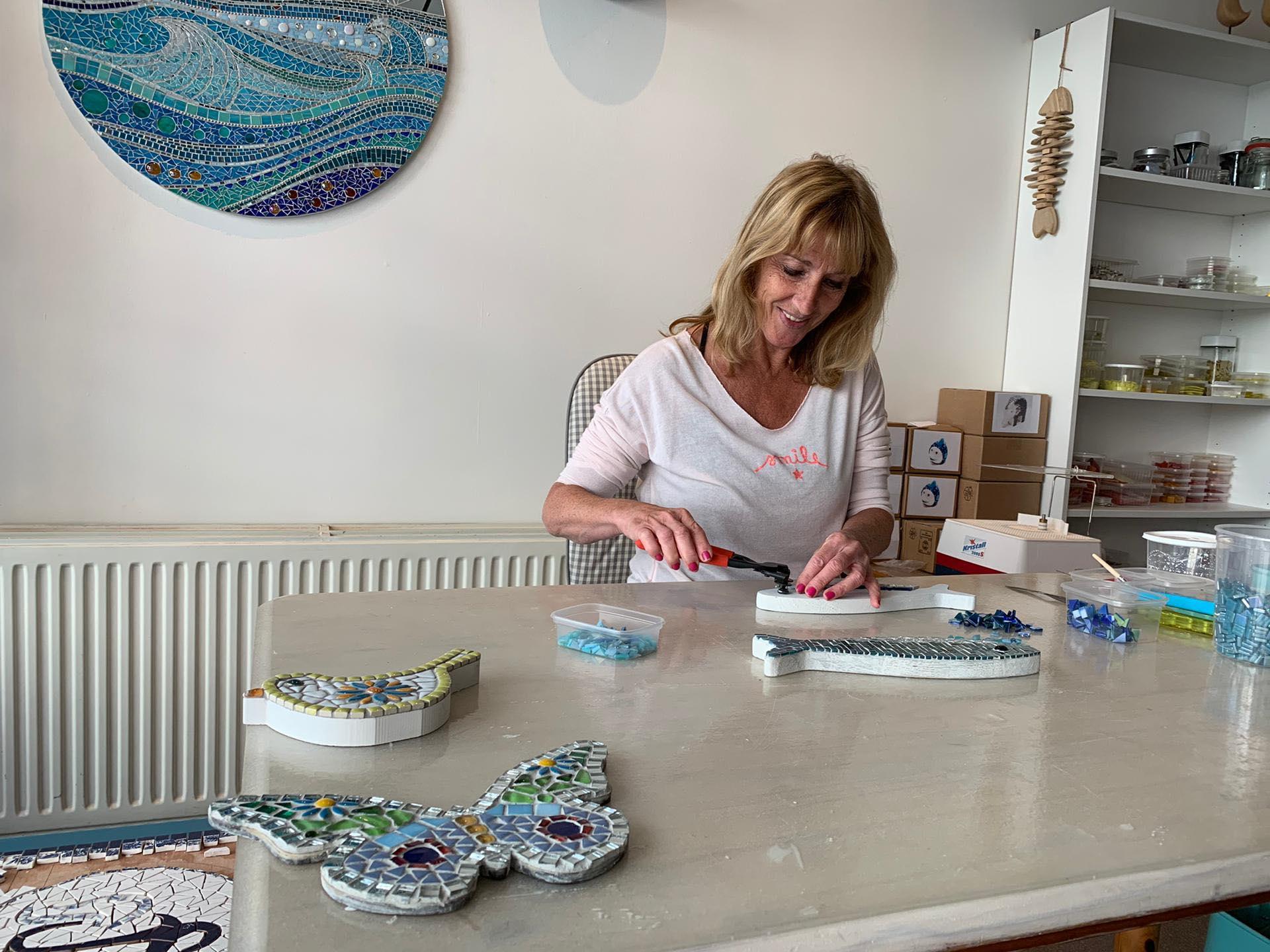 Atelier de Blauwe Stokvis