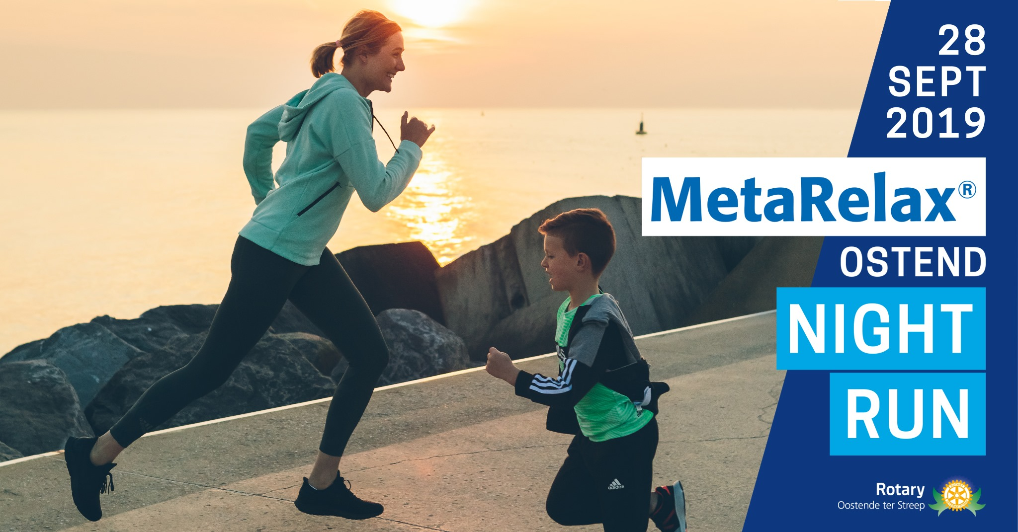 metarelax ostend night run