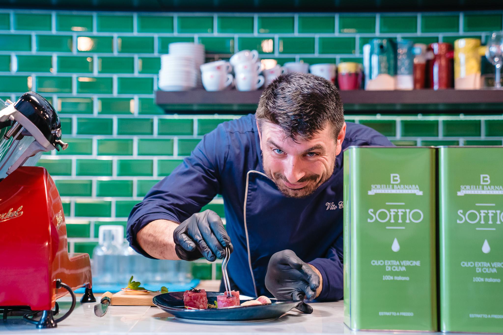 Resto Vito Chef Vito Centomani