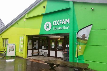 Oxfam Solidariteit Oostende
