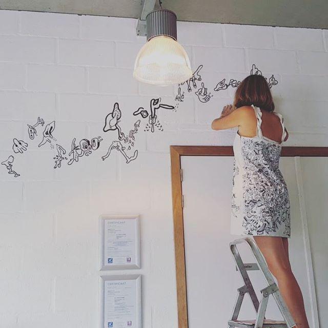 Jook Doodle Woman