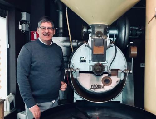 LOKALE HANDELAAR in de kijker ⎮AROMA koffie staat klaar!