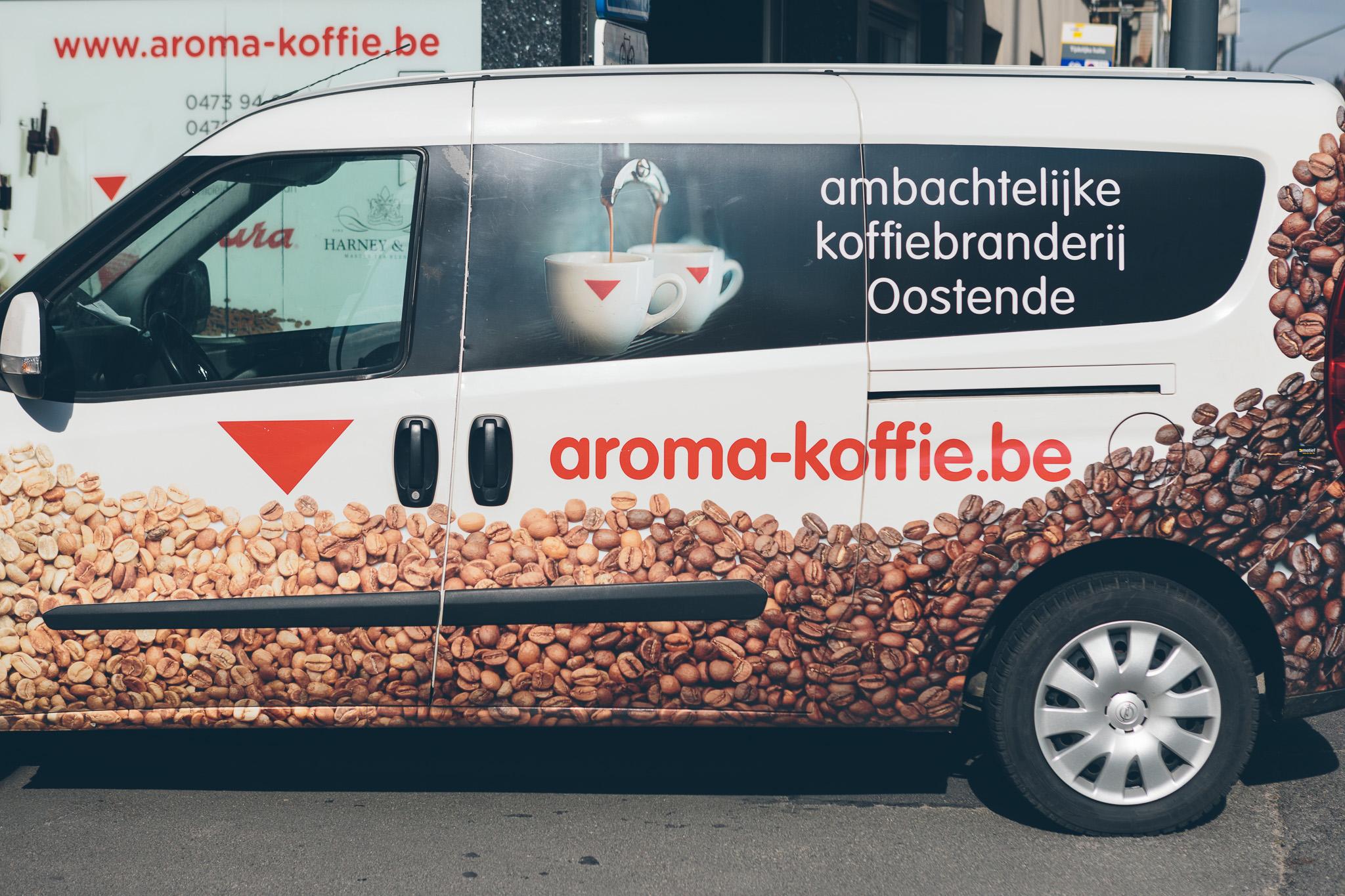Aroma Koffie Oostende Ambacht